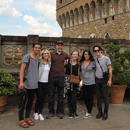 International Photojournalism Study Abroad Trip, Florence, Italy, 2016