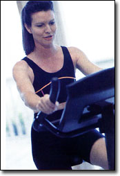 Treadmills Articles in American Fitness Magazine